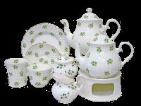 Shamrock Tea Set