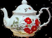 romantice rose 4 cup Alice teapot