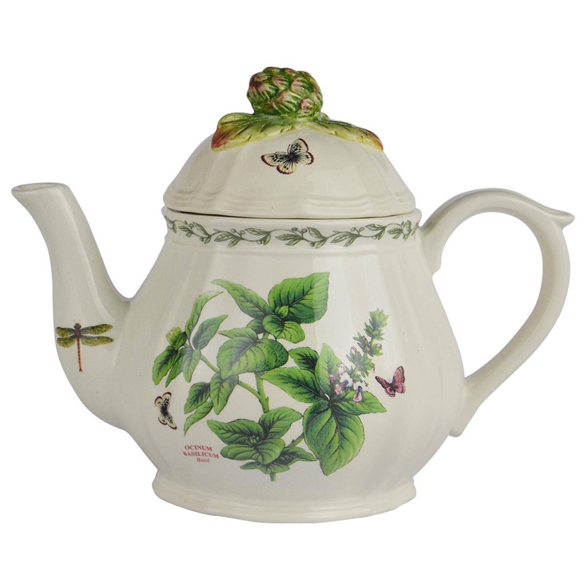 Herb Teapot kaldun and bogle