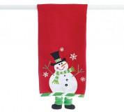 Snowman Tea Towel 9723750_L