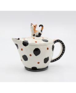 calico Cat teapot